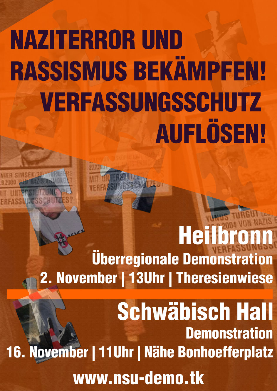 Plakat Heilbronn