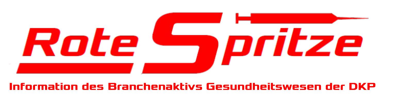 Rote Spritze Logo
