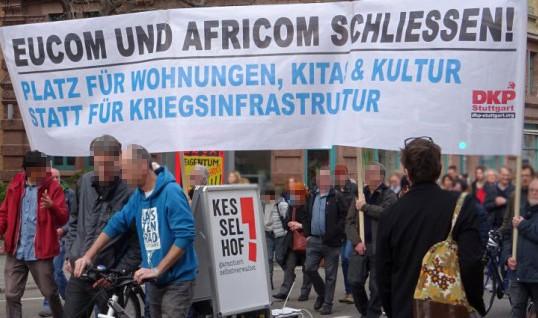 DKP Baden-Württemberg zum US-Truppenabzug