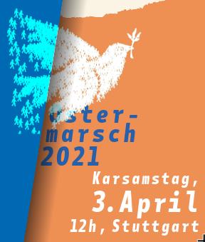 Ostermarsch 2021